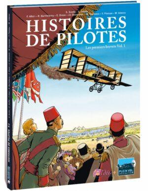 HISTOIRES DE PILOTES TOME 1