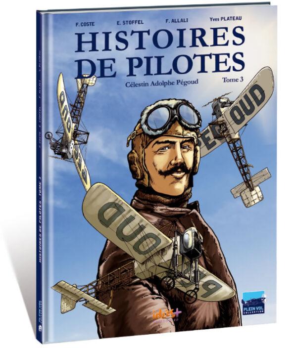HISTOIRES DE PILOTES TOME 3