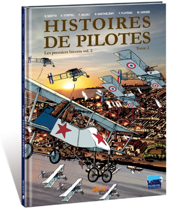 HISTOIRES DE PILOTES TOME 2
