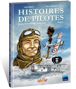 HISTOIRES DE PILOTES TOME 5