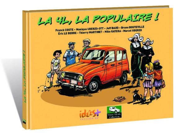 LA 4L, LA POPULAIRE !