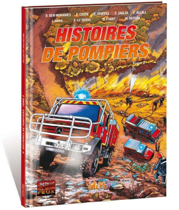 HISTOIRES DE POMPIERS TOME 2