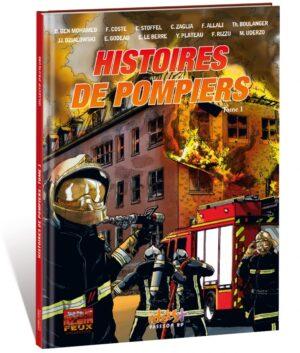 HISTOIRES DE POMPIERS TOME 1
