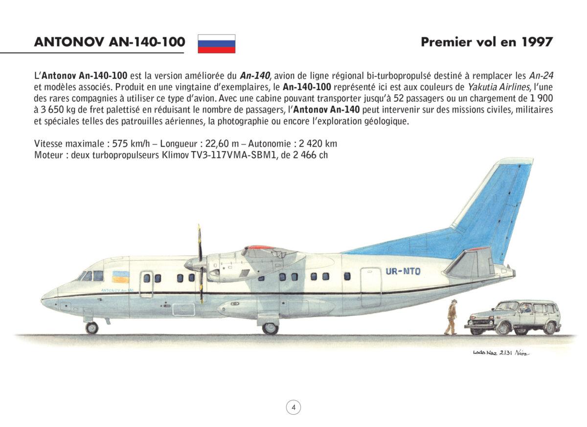 Histoires d'avions